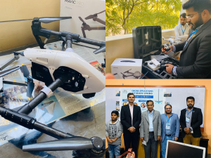 Workshop On Drone Application(Geography)