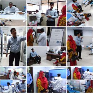 Visit Pakistan Aid Foundation at Jinnah Hospital Karachi